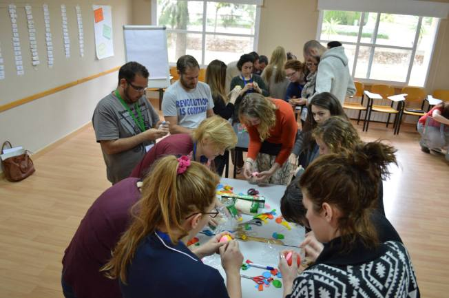 Workshop on different ways of learning